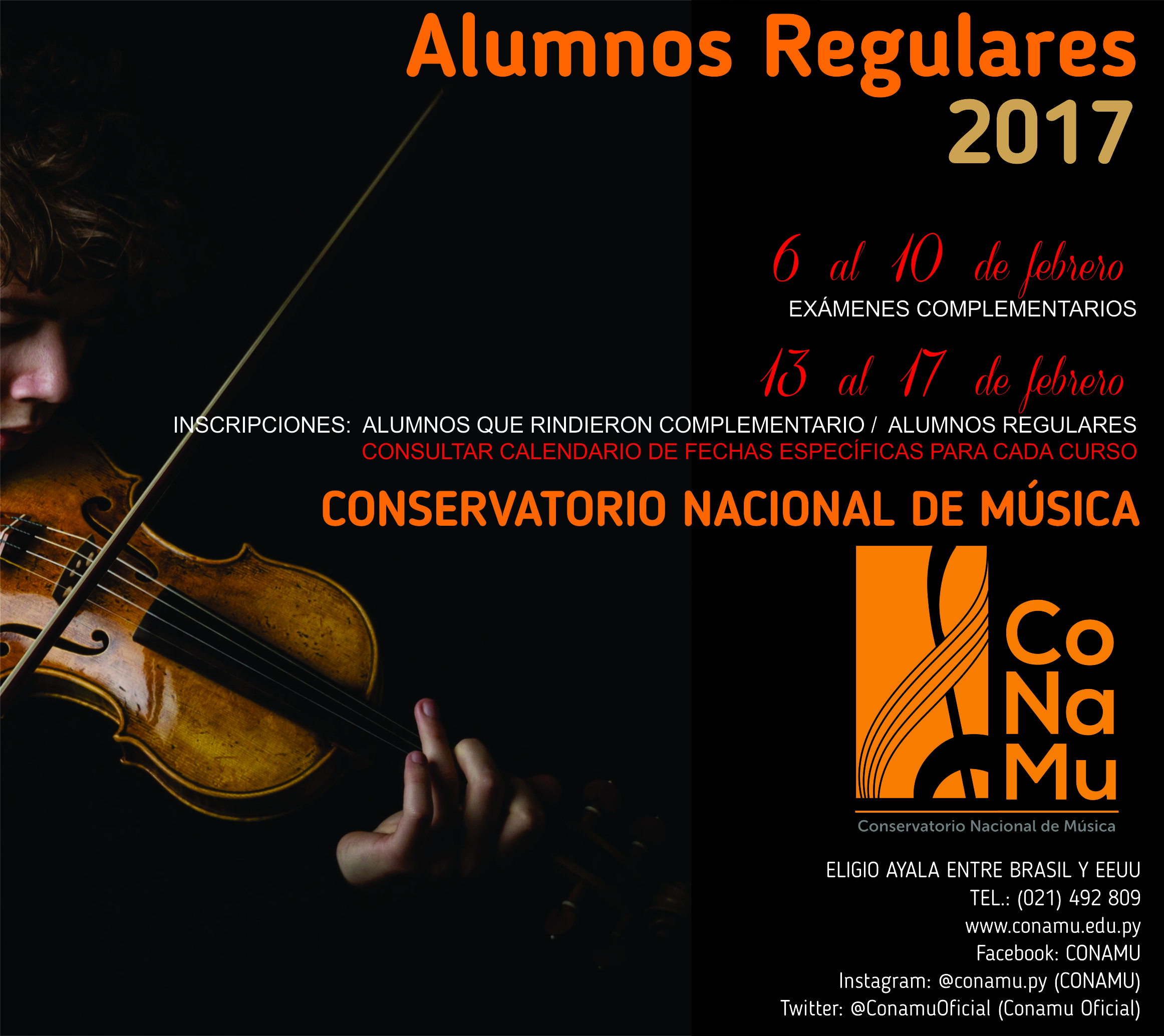 Conservatorio nacional de m sica m todo suzuki y taller for Conservatorio de musica